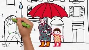 puntata 4 ombrello parapluie