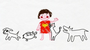 IL DIARIO DI PEPITA ep 9 GLI ANIMALI